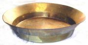 Antique Russian brass Wedding Bowl