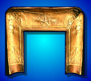 French bronze surround c. 1840s
