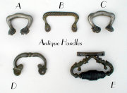 Antique Handles