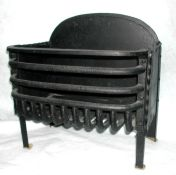 Antique Iron Fire Basket